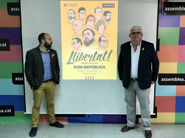 Marcel Mauri y Agustí Alcoberro