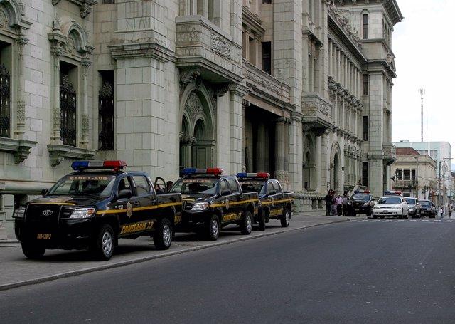 policía guatemala