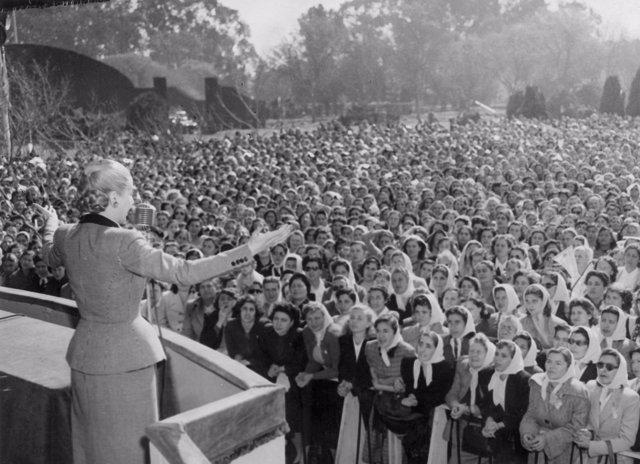 Eva Perón Evita