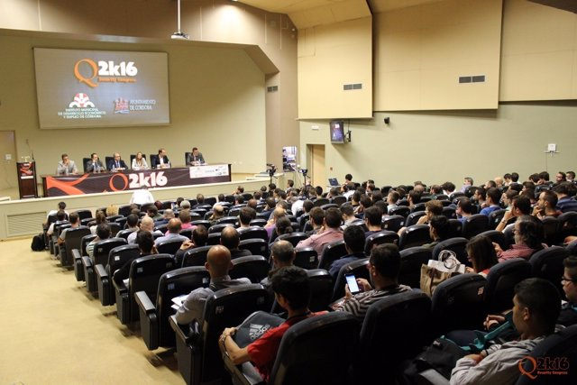 Celebración del congreso 'Qurtuba Security Congress #Q2k16'