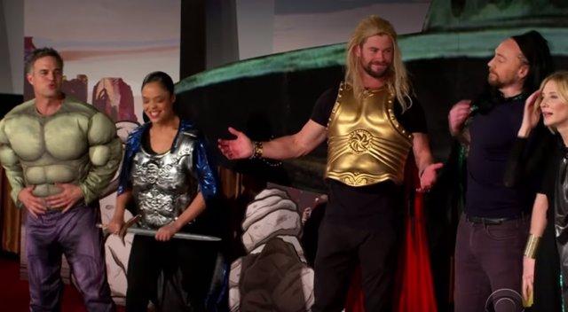 La versión cutre de Thor Ragnarok