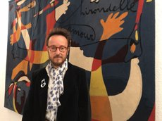 Un llibre viatja per l'estret vincle de Joan Miró amb la música (EUROPA PRESS)