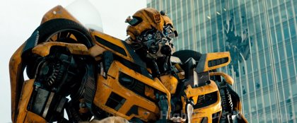 Transformers: La película de Bumblebee tiene título y logo oficial