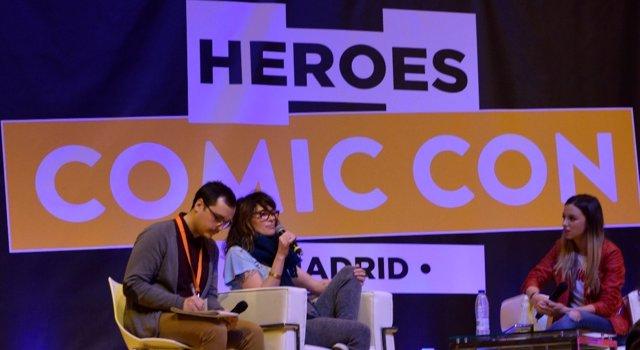LENA HEROES COMIC CON