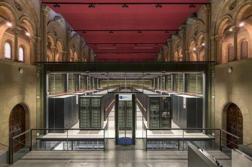 MareNostrum 4 Superordenador Barcelona Supercomputing Center
