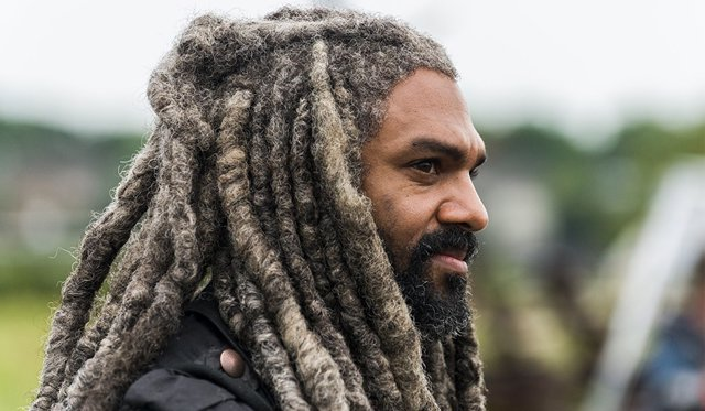 Khary Payton en 'The Walking Dead'