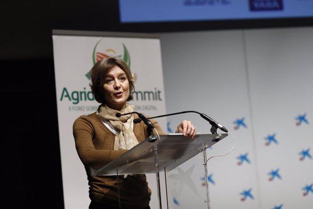 Isabel García Tejerina participa en el II Foro sobre Transformación Digital