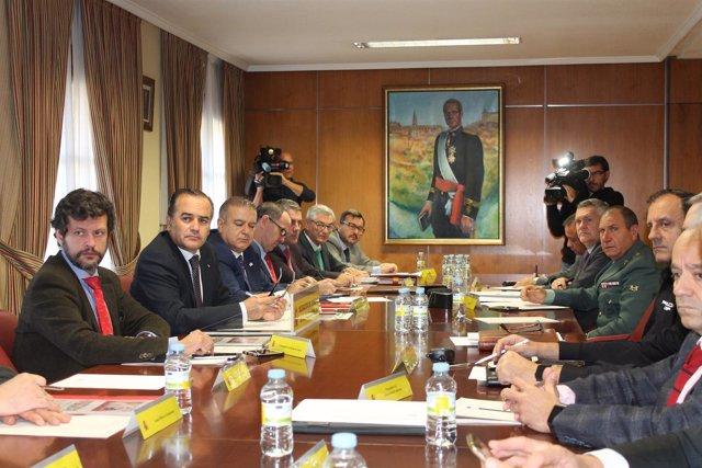 Comisión regional delegación
