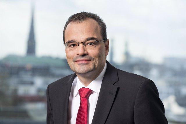 Markus Tacke, nuevo consejero delegado de Siemens Gamesa
