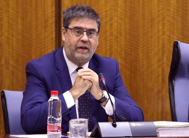 Antonio López, hoy en comisión parlamentaria