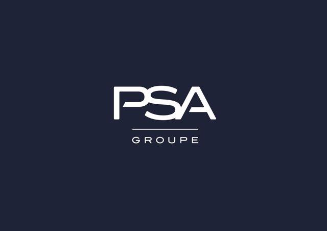 Logo del Grupo PSA