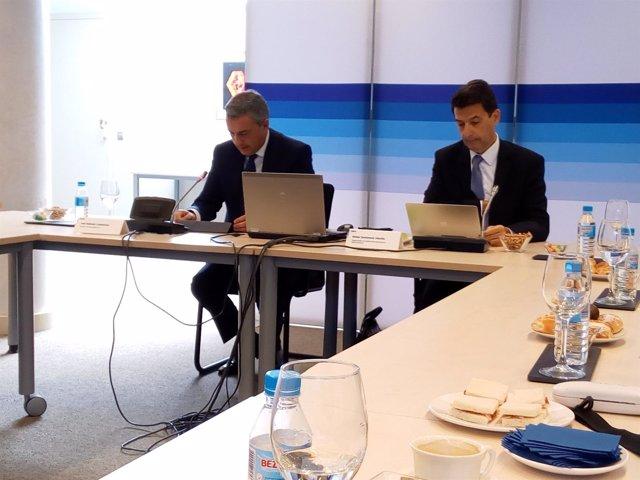 Presentación en Sevilla del informe 'Situación Andalucía' de BBVA