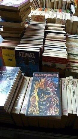 Vuelve la Feria del Libro Antiguo.