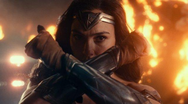 Wonder Woman en Liga de la Justicia