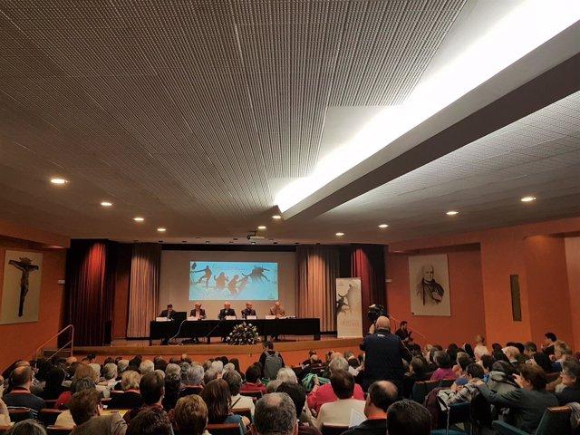 Apertura de la XXIV Asamblea de la CONFER