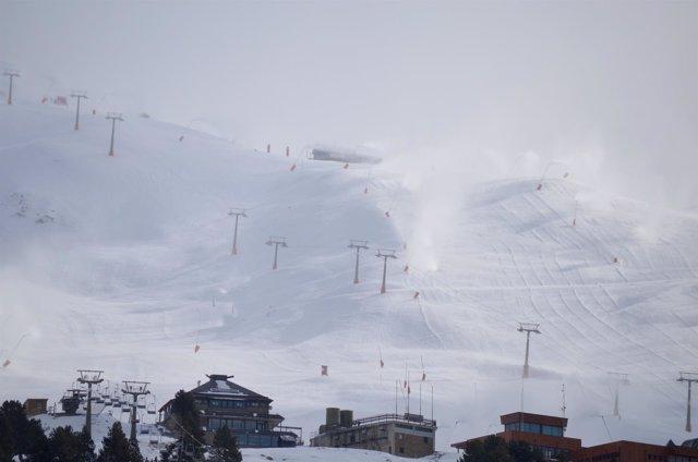 Estación de esquí de Baqueira Beret