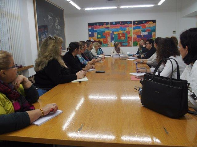 Mesa de la Mujer del Ayuntamiento