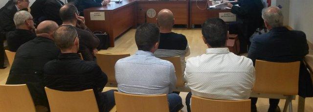 Juicio por supuestas torturas en Torrevieja