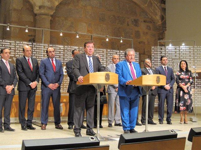 El Consejo de Embajadores Árabes muestra interés en desarrollar inversiones