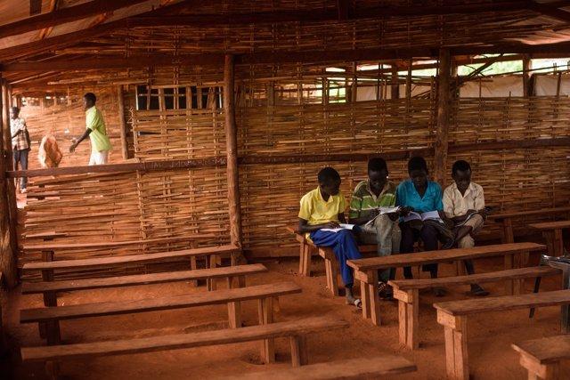 Escuela en Sudán del Sur