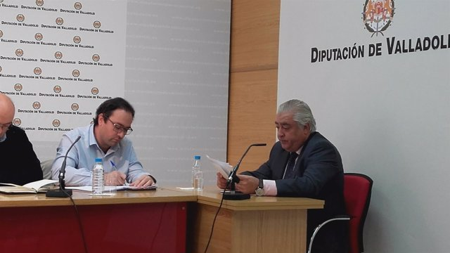 Luis Alberto Sánchez-Valdepeñas comparece en la comisión