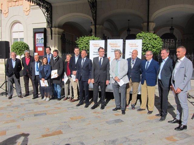 Presentación Murcia Gastronómica