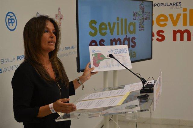 Evelia Rincón.