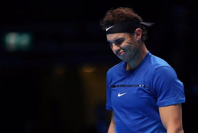 Rafa Nadal Copa Maestros ATP Finales Finals Londres