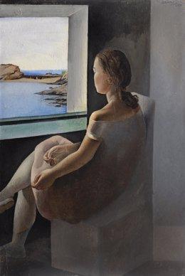 'Figura de perfil' (1925), de Salvador Dalí