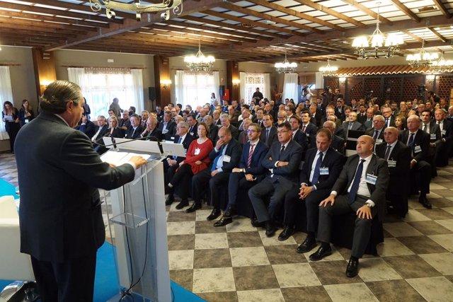 Fwd: Nota De Prensa + Fotos Acto Corredor Mediterraneo En La Encina.