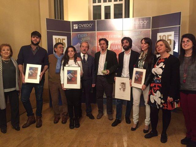 Premios 'Tigre Juan'