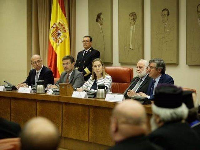 Acto 25º aniversario acuerdos Estado confesiones relogiosas