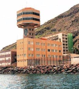 Centro de Salvamento Marítimo en Tenerife
