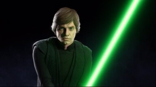 Star Wars Battlefront II Luke Skywalker héroes