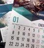 Foto: Caja Rural C-LM repartirá 50.000 calendarios de pared con 12 imágenes de clientes