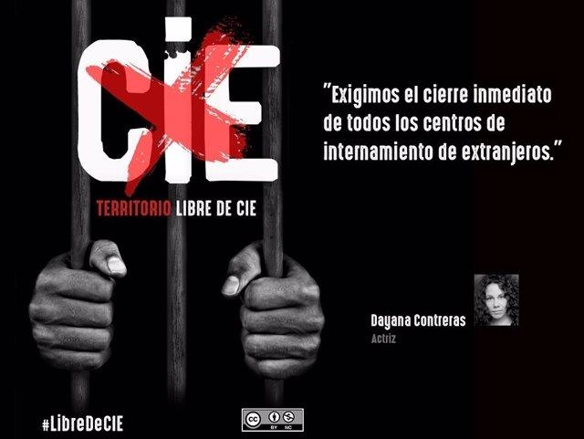 Campaña Territorio Libre de CIE
