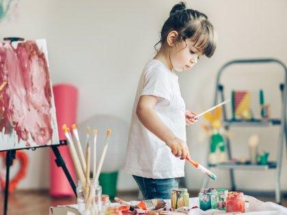 Ideas para cultivar la creatividad desde la infancia