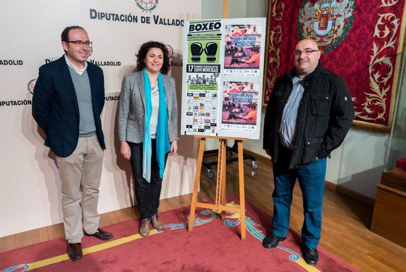 Boecillo (Valladolid) acoge este sábado el IV Campeonato en edad escolar de ejercicios de entrenamiento en el boxeo
