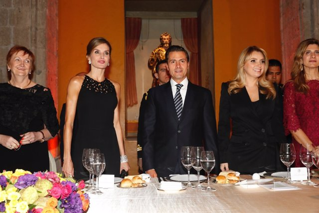 La reina Letizia en la Official World Cancer Leaders' Summit