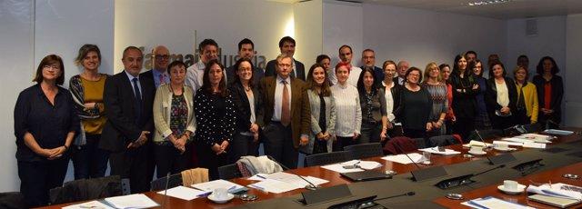 Reunión Farma-Biotech en Farmaindustria