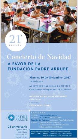 Concierto Navidad Fundación Padre Arrupe
