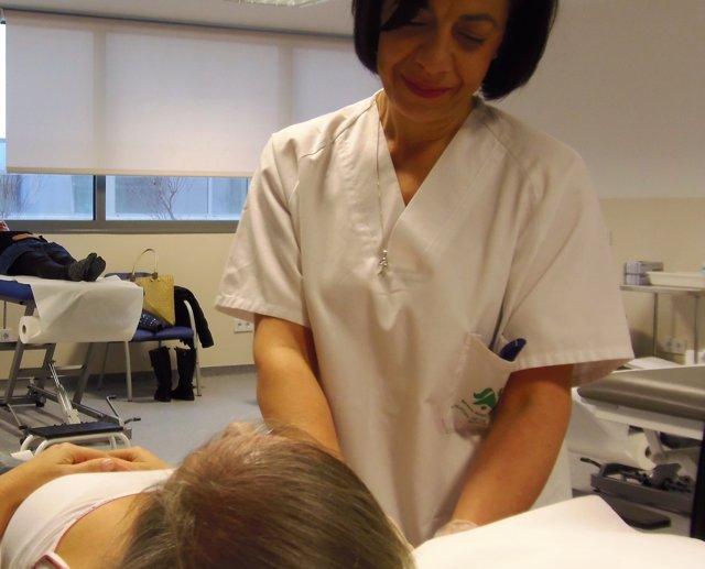 Consulta médico enfermero paciente enfermo hospital hospitalario prueba