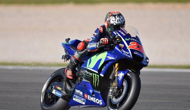 Maverick Viñales (Yamaha Racing)