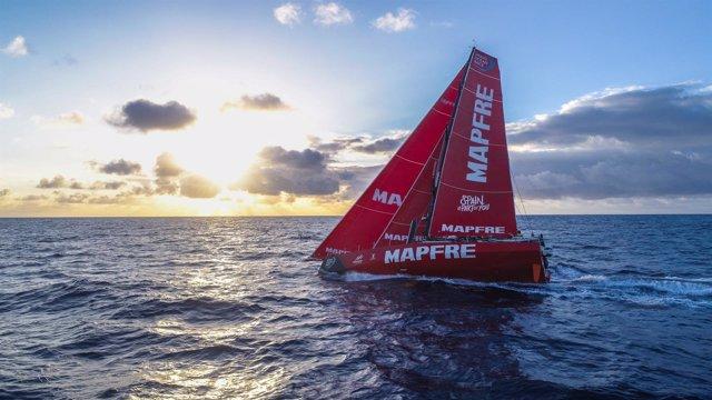 El MAPFRE en el Atlántico Sur