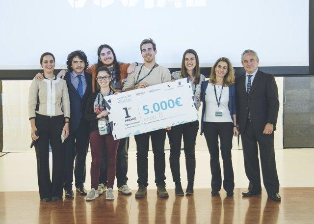 Premiados en el Gamificación4Social de Talentum