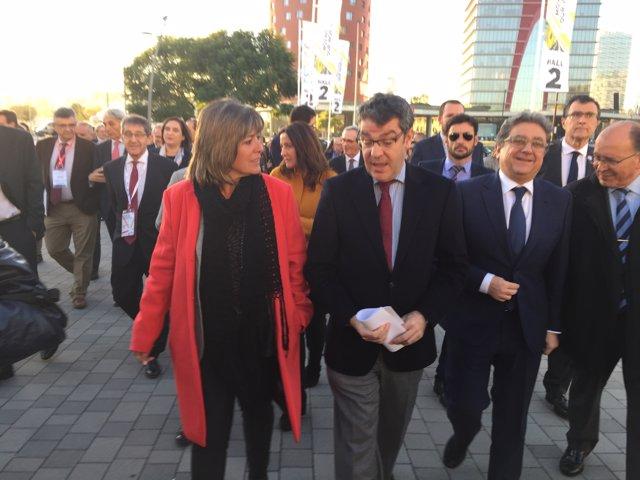 El ministre d'Energia, Turisme i Agenda Digital, Álvaro Nadal