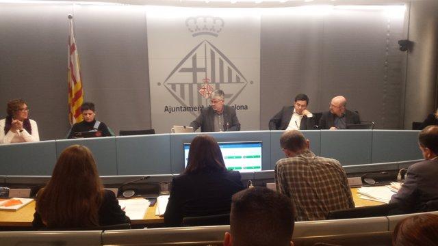 Comissió d'Economia i Hisenda de Barcelona