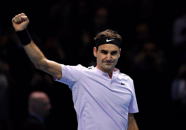Roger Federer Finales Finals ATP Copa Maestros Londres