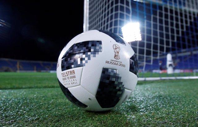 Balón oficial de la FIFA.