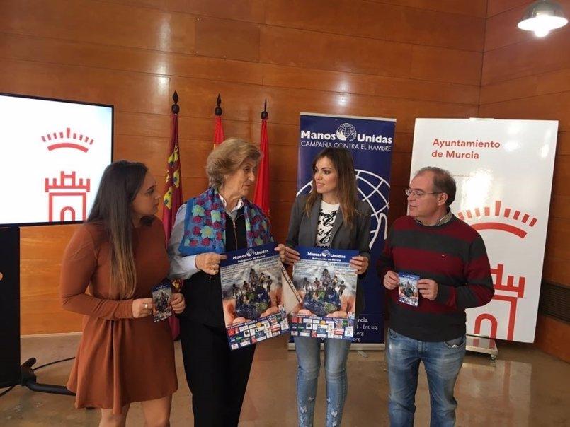 Las calles de Murcia acogen el domingo la VI Carrera Popular a beneficio de Senegal